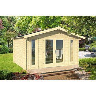 Alpholz Gartenhaus Mirko Modern