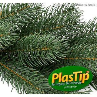 Spritzguss Weihnachtsbaum.Original Hallerts Spritzguss Weihnachtsbaum Alnwick 180 Cm Nordmanntannne