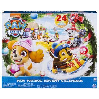 """PAW PATROL 6045038"""" Adventskalender Spielzeug"""