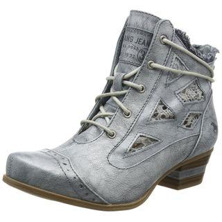 Mustang Damen 1187 502 Combat Boots