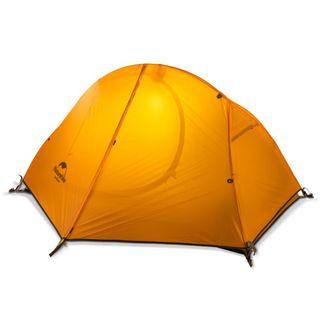 Naturehike Ultralight One Person Zelt 3 Jahreszeiten Outdoor Zelt wasserdicht
