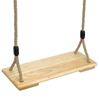 Pellor Holz Schaukelsitz Erwachsene Schaukel Kinderschaukel