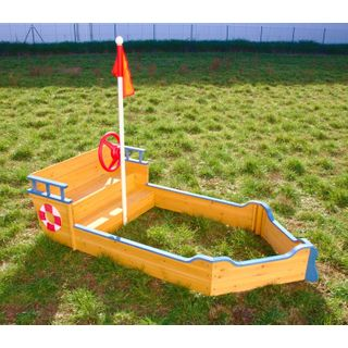 Merschbrock Trade GmbH Sandkasten Boot