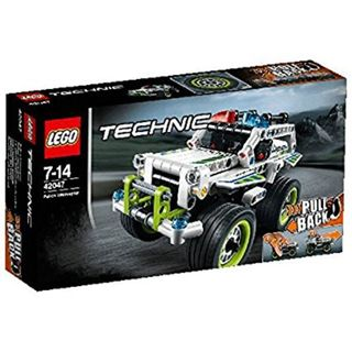 LEGO Technic 42047 Polizei-Interceptor