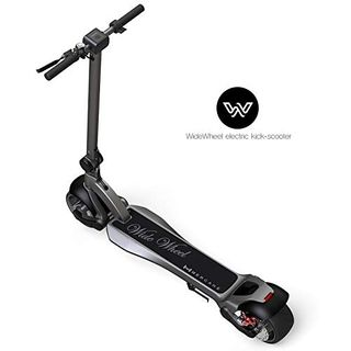 Mercane WideWheel Single eScooter