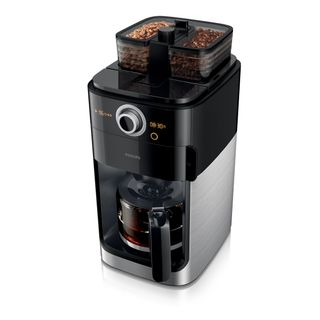 Philips Grind und Brew HD7769/00 Filterkaffeemaschine