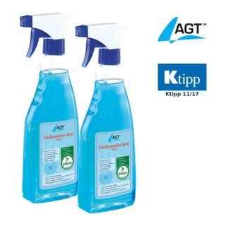 AGT Enteiser: Scheibenenteiser Doppelpack