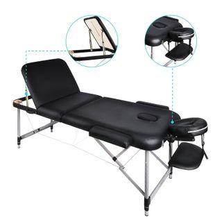 Naipo Deluxe 3 Zonen mobile Massageliege