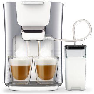 Philips Senseo HD6574/20 Latte Duo Kaffeepadmaschine