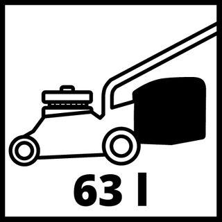 Einhell Akku-Rasenmäher GE-CM 43 Li M Kit