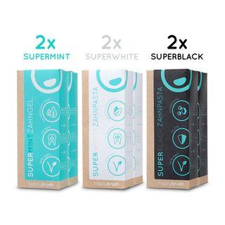 happybrush Vegane Zahncremes Ohne Plastik