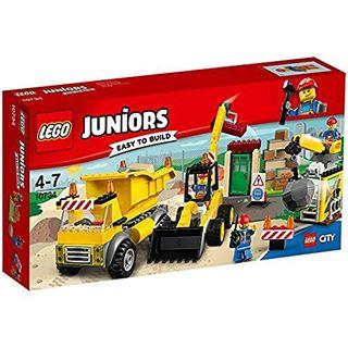 LEGO Juniors 10734 Große Baustelle