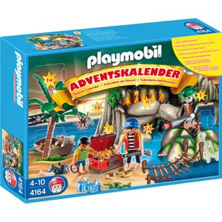 Playmobil 4164 Adventskalender Piraten-Schatzhöhle