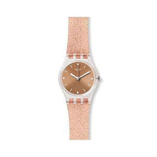 Swatch Damenuhr Pinkindescent Too LK354D