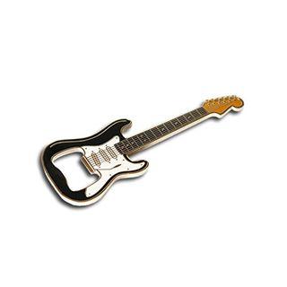Flaschenöffner Gitarre Classic black
