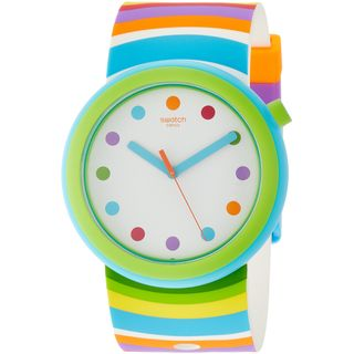 Swatch Damen Analog Quarz Uhr PNL100