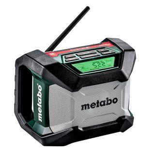 Metabo 600777850 Akku-Baustellenradio R 12-18 BT Solo