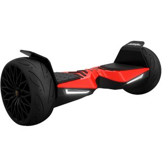 "Wheelheels Lamborghini Special Edition - Balance Scooter, Hoverboard, 8,5"" (Rot)"