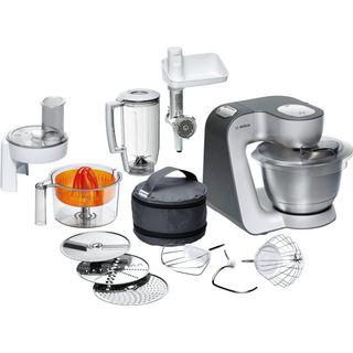 Frauen Und Kinder Sanft Rührschüssel Für Bosch Küchenmaschine Mum 6,knethaken,rührbesen,schnitzelscheibe Geeignet FüR MäNner Haushaltsgeräte