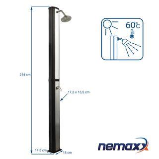 Nemaxx SD35BX Solardusche