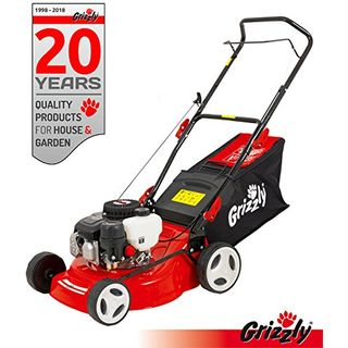 Grizzly Benzin Rasenmäher BRM 4210-20 1,6 kW