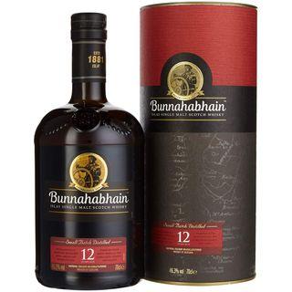 Bunnahabhain 12 Jahre Islay Single Malt Scotch Whisky