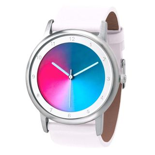 Rainbow e-motion of color Unisex Armbanduhr Quarz Avantgardia Gamma