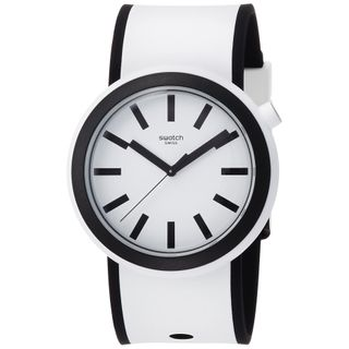 Swatch Unisex Analog Quarz Uhr PNW100