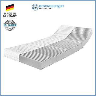 Ravensberger Matratzen® 7-Zonen Matratze Softwelle | HR Kaltschaummatratze