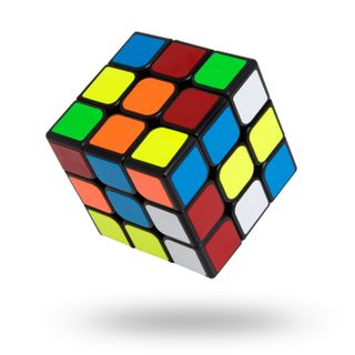 Buself Zauberwürfel Speed Cube 3X3 Magic Cube