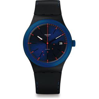 Swatch Herren Digital Automatik Uhr SUTB403