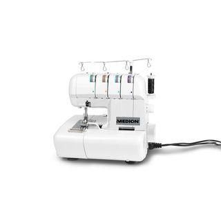 MEDION MD 14302 Nähmaschine elektrisch, 230 V, 50 Hz, 37 cm, 35 cm, 38 cm