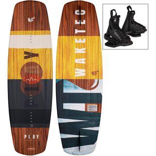 WAKETEC Wakeboard-Set Play 134 cm