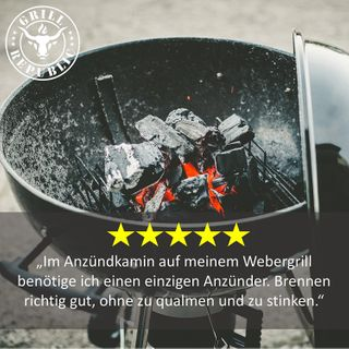 Grill Republic Kaminanzünder Holzwolle Wachs 2,5kg