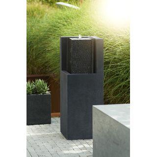 Esteras 8512117387 Fountainslite Stone Garden Fountain