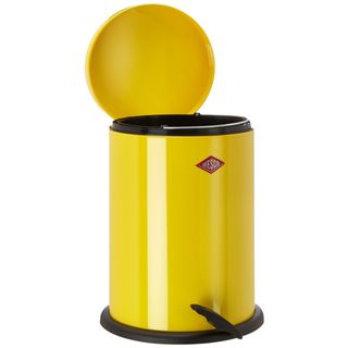 Wesco 116 212-19 Tretabfallsammler lemon yellow