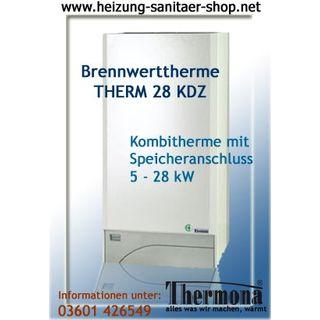 Gastherme Brennwerttherme Kombitherme 28 KDZ