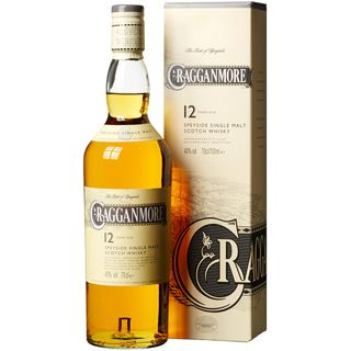 Cragganmore 12 Jahre Speyside Single Malt Scotch Whisky