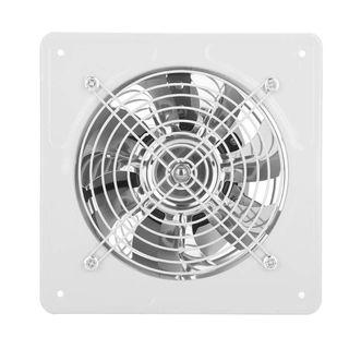 40 Watt 220 V Wand Abluftventilator Geräuscharm Fensterlüftungsöffnung