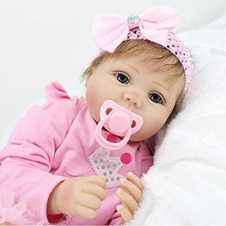 OUBL 22Zoll 55 cm Günstig Magnetismus Spielzeug Neugeboren Kinder