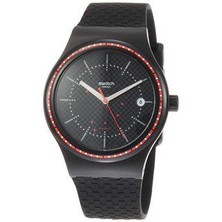 Swatch Herren Analog Automatik Uhr SUTB406