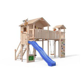 XOskar Baumhaus XL-Spielturm Ponticulus