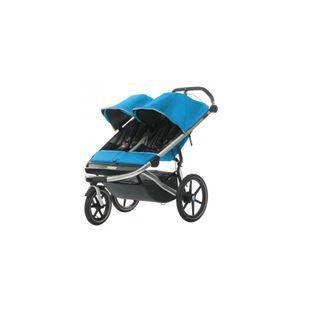 Thule 10101907 Urban Glide 2 Double Zweisitzer Kinderwagen