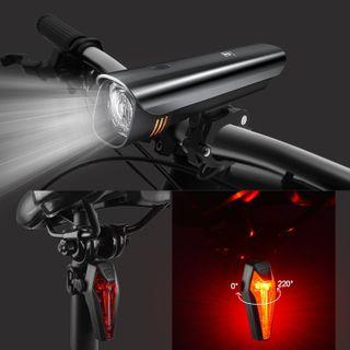 Degbit LED Fahrradlicht Set