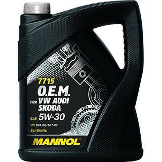 Mannol O.E.M Motoröl 5 l