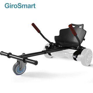 GiroSmart HoverKart BlackA4