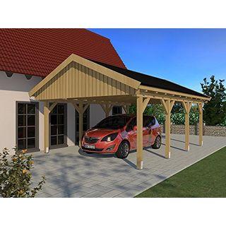 PRIKKER-Carport Carport