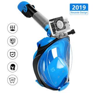 Karvipark Tauchmaske 2019 Neueste Faltbare Schnorchelmask