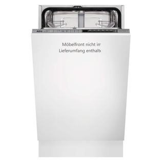 AEG FSE62400P Vollintegrierter-Geschirrspüler 45cm