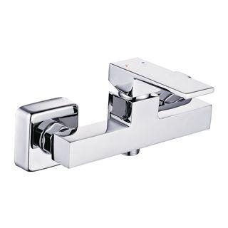 Duscharmatur Brausearmatur Einhandmischer Einhebelmischer Dusche Wasserhahn Chrom